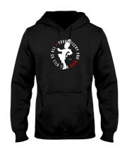mcr hoodie Hooded Sweatshirt front