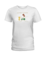 electricity explained t shirt Ladies T-Shirt thumbnail