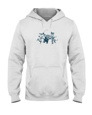 friends halloween shirt Hooded Sweatshirt thumbnail