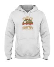 wkrp turkey drop shirt Hooded Sweatshirt thumbnail