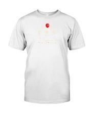 friends horror shirt Classic T-Shirt tile