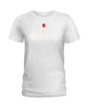 friends horror shirt Ladies T-Shirt thumbnail