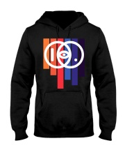 idkhow merchs Hooded Sweatshirt front