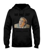 john travolta nicolas cage t shirt Hooded Sweatshirt front