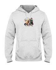 uniqlo demon slayer shirt Hooded Sweatshirt thumbnail