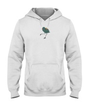 travel bird shirt Hooded Sweatshirt thumbnail