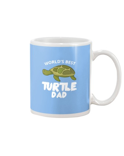 Turtles DAD WORLD BEST Limited Edition