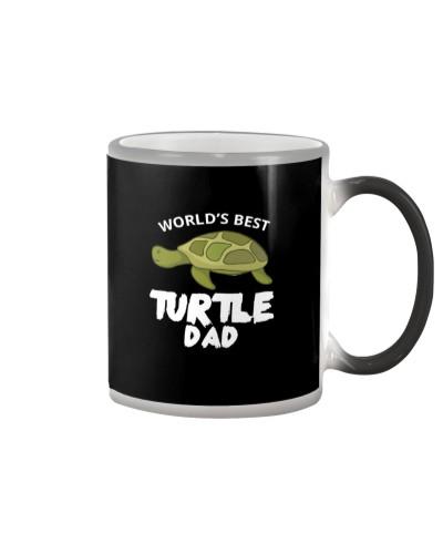 Turtles DAD WORLD BEST Limited Edition