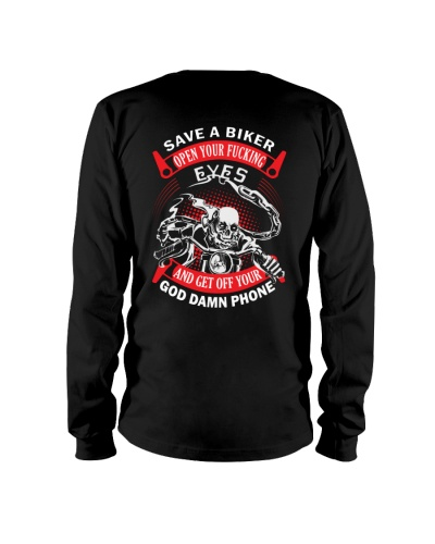 SAVE A BIKER-Limited Edition