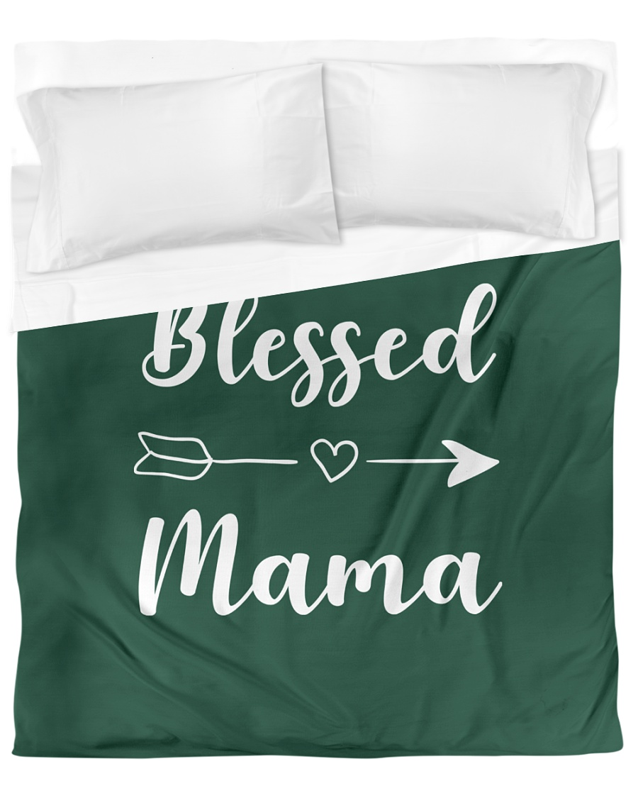 mother day  Duvet Cover - Queen