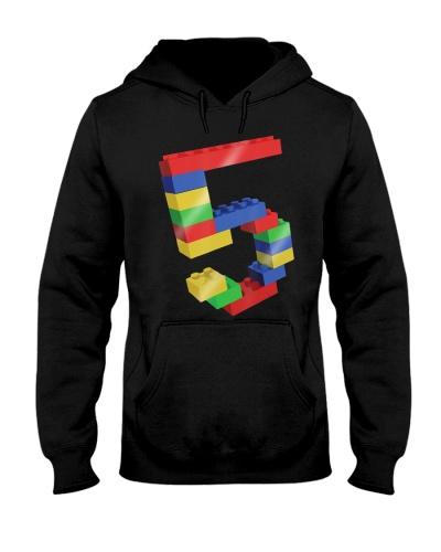 5 Year Old Building Blocks School Bricks 5