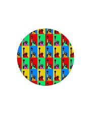 POP ART Circle Magnet thumbnail