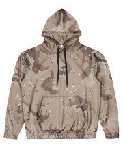 camouflage t shirt Men's All Over Print Hoodie thumbnail