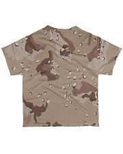 camouflage t shirt All-over T-Shirt back