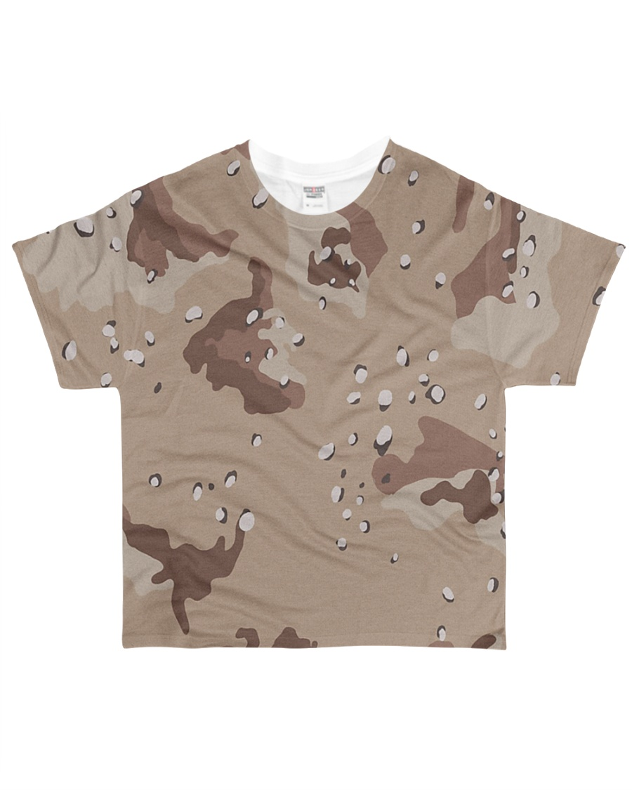 camouflage t shirt All-over T-Shirt