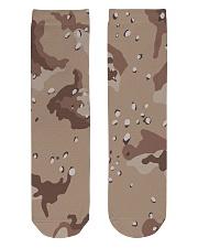 camouflage t shirt Crew Length Socks thumbnail