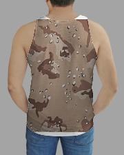 camouflage t shirt All-over Unisex Tank aos-tank-unisex-lifestyle01-back