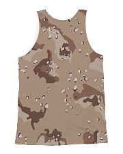 camouflage t shirt All-over Unisex Tank back