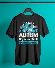 Autism Awareness Classic T-Shirt lifestyle-mens-crewneck-front-3