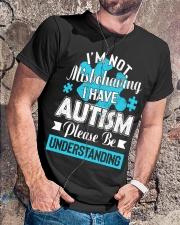 Autism Awareness Classic T-Shirt lifestyle-mens-crewneck-front-4