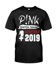 Pnk Beautiful Trauma World Tour 2019 T Shirt Classic T-Shirt thumbnail