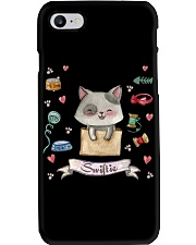 Taylor White Cat Swift Cat For Swift Real Fans Phone Case thumbnail