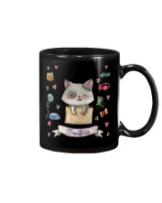 Taylor White Cat Swift Cat For Swift Real Fans Mug tile