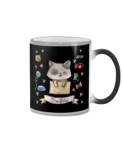 Taylor White Cat Swift Cat For Swift Real Fans Color Changing Mug tile