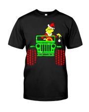 Funny Christmas T Shirt Classic T-Shirt thumbnail