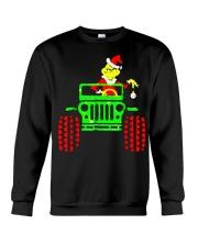 Funny Christmas T Shirt Crewneck Sweatshirt front