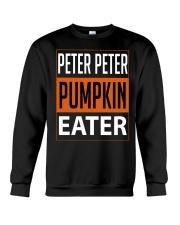 Peter Peter Pumpkin Eater Halloween tees - Awesome Crewneck Sweatshirt thumbnail