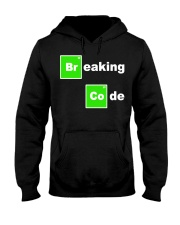 Breaking Code Programming Testing QA Funny T-Shirt Hooded Sweatshirt thumbnail