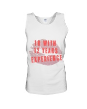 Birthday Shirts Unisex Tank tile