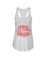 Birthday Shirts Ladies Flowy Tank tile
