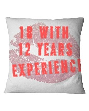 Birthday Shirts Square Pillowcase tile