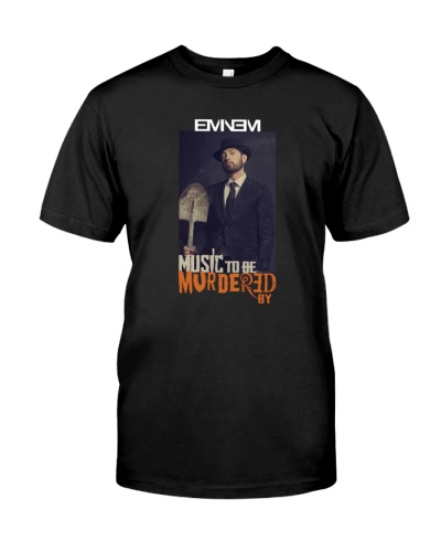 Music to Be Murdered By Shirt