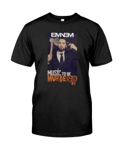 Music to Be Murdered By T Shirt