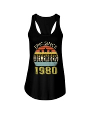 EPIC SINCE DECEMBER 1980 Ladies Flowy Tank thumbnail