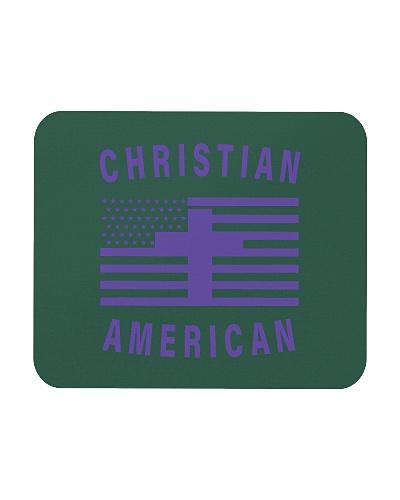 UltraViolet  Christian American Logo
