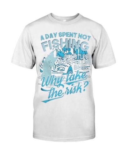 A Day Spent Fishing Wont Kill Me T