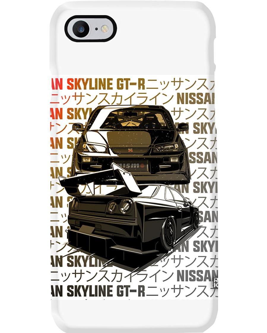 Nissan skyline r34 Phone Case