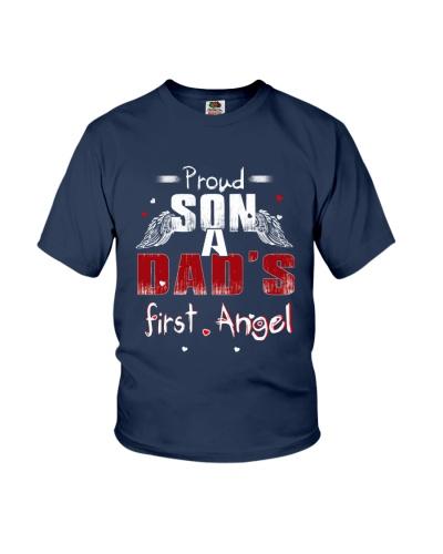 Son a dad's first angel