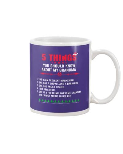 5 things grandmi