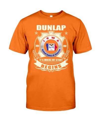 Dunlap-IA homeland Shirt