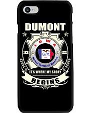 Dumont-IA homeland Shirt Phone Case thumbnail