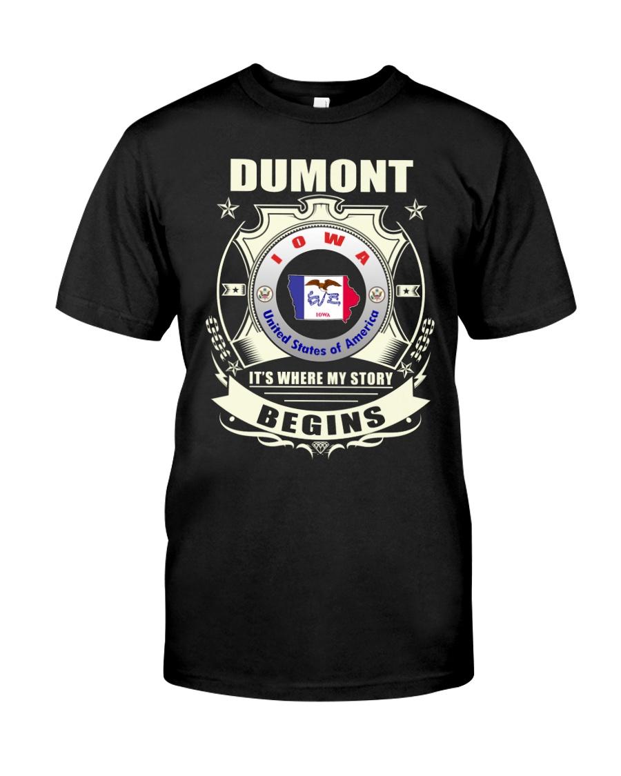 Dumont-IA homeland Shirt Classic T-Shirt