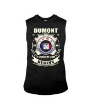 Dumont-IA homeland Shirt Sleeveless Tee thumbnail