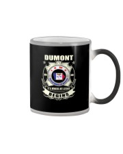 Dumont-IA homeland Shirt Color Changing Mug thumbnail