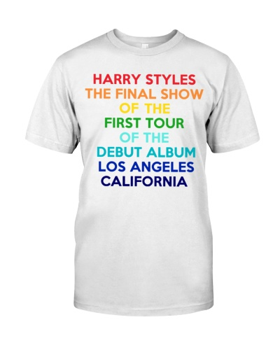 Harry Styles The Final Show T-shirt