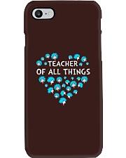 Teacher of all things Phone Case thumbnail